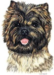 Cute Cairn Terrier Dog Products & Gifts