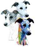 Elegant Whippet Dog Products & Gifts