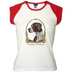 German Shorthaired Pointer Dog Holiday Shirts