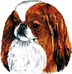 Japanese Chin Red Sable Dog Products & Gifts