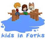 Kids in Forks