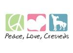 Peace, Love, Cresteds