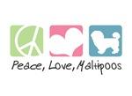 Peace, Love, Maltipoos