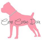 Diamond Collar Cane Corso Diva