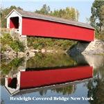 Rexleigh Covered Bridge NY