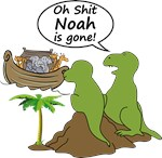 Oh Shit, Noah Is Gone