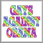 Gays against Obama