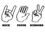Rock Paper Scissors Music