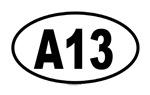 A1 - Z99 Stickers