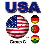 USA Soccer 2014