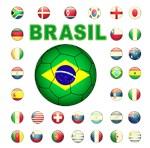 Brasil 5-1800