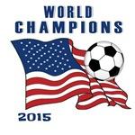 Women's Soccer Champions 2015 d