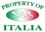 PROPERTY OF ITALIA