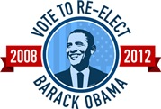 Vote to Re-elect Obama T-shirts