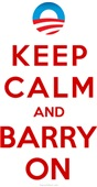 Keep Calm Keep Barry On