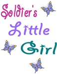 Soldiers Little Girl