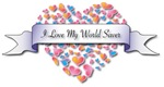 I Love My World Saver
