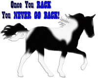 Once You RACK  You NEVER GO BACK!