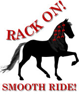 RACK ON!
