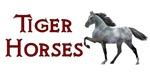 Tiger Horse Roan