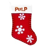 NovoPulp Christmas Stocking - CafePress