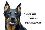 Love Me, Love My Beauceron 1