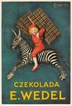 Chocolate, Zebra