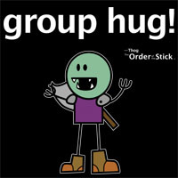 Thog: group hug!