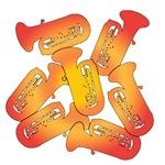 Fiery Tubas