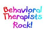 Behavioral Therapists Rock!