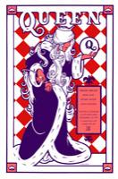 Queen Concert Poster 1978