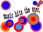 music hits the spot