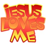Jesus Loves Me Christian T-shirts & Gifts
