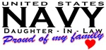 US Navy Daughter-In-Law