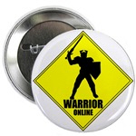 Warrior Online MMORPG Buttons & Magnets