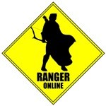 Ranger Online MMORPG T-shirts, Clothing & Gifts