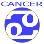 Cancer Astrological Zodiac Designs