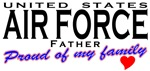 Proud United States Air Force Father