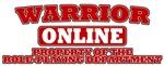 Warrior Online T-shirts, Merchandise & Gifts
