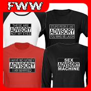 Cool Parental Advisory Spoof T-shirts & Gifts