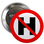 No President Hillary Buttons