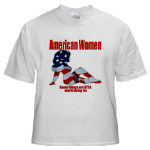 American Women worth dying for T-shirts & Apparel