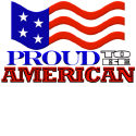 Proud to Be American Patriotic T-shirts & Gifts