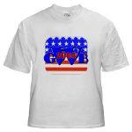 Geroge W Bush '04 T-shirts