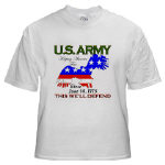 United States Army Freedom Isn't Free T-shirt