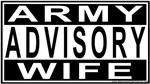 United States Army Wife Advisory T-shirts & Gifts