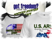 Patriotic American Eagle United States Army t shirt gifts apparel merchandise and designs