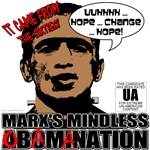 Obamastein (Obamanation) Hope & Change T-shirts &