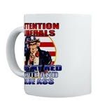 Uncle Sam Anti Liberal Mug
