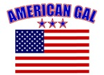 American Gal T-shirts, Apparel & Gifts